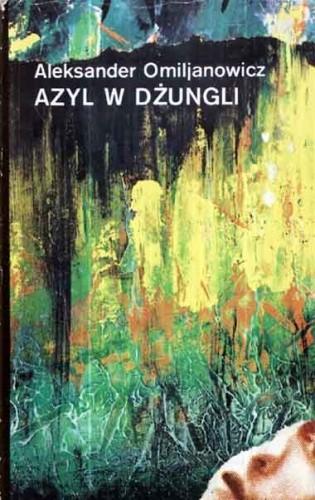 Okładka książki Azyl w dżungli