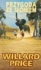 Okładka książki Przygoda ze słoniem