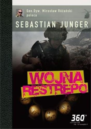 Okładka książki Wojna Restrepo