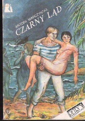 Okładka książki Czarny ląd