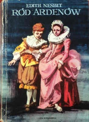 Okładka książki Ród Ardenów