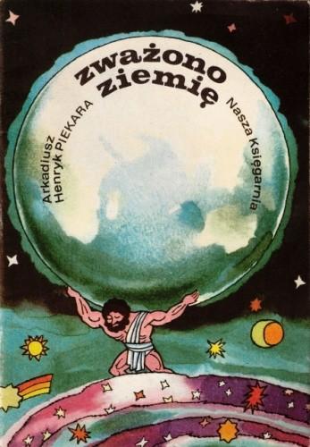 Okładka książki Zważono Ziemię