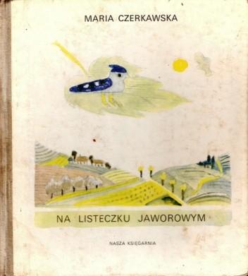 Okładka książki Na listeczku jaworowym