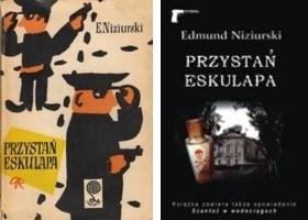 Okładka książki Przystań Eskulapa