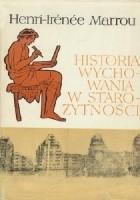 Historia wychowania w starożytności