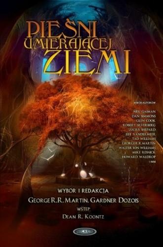 Okładka książki Pieśni Umierającej Ziemi