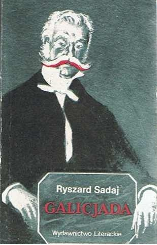 Okładka książki Galicjada