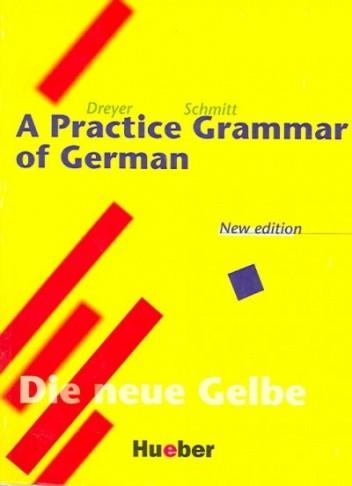 Okładka książki A Practice Grammar of German