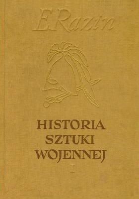 Okładka książki Historia Sztuki Wojennej - 3 TOMY
