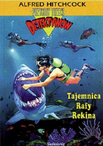 Okładka książki Tajemnica Rafy Rekina