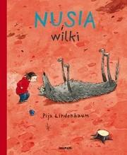 Okładka książki Nusia i wilki