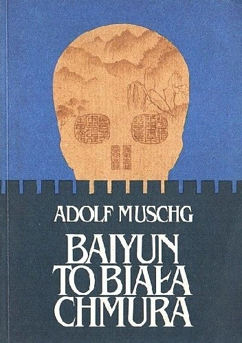 Okładka książki Baiyun to biała chmura