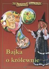 Okładka książki Bajka o królewnie