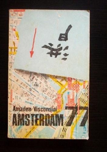 Okładka książki Amsterdam 77