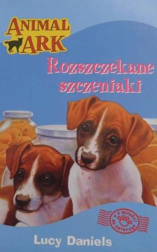Okładka książki Rozszczekane szczeniaki