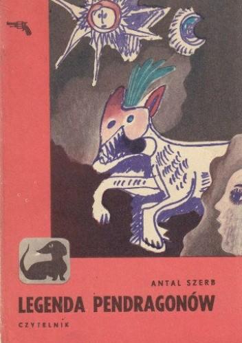 Okładka książki Legenda Pendragonów