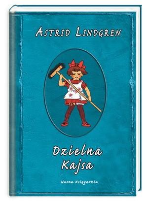 Okładka książki Dzielna Kajsa