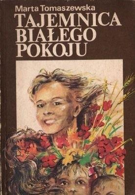Okładka książki Tajemnica białego pokoju