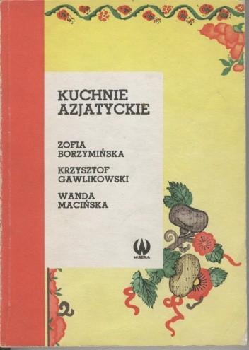 Okładka książki Kuchnie azjatyckie