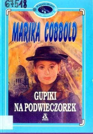 Okładka książki Gupiki na podwieczorek