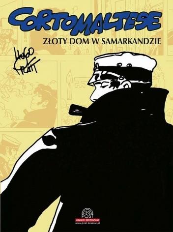 Okładka książki Corto Maltese: Złoty dom w Samarkandzie