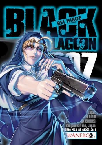 Okładka książki Black Lagoon. Tom 7
