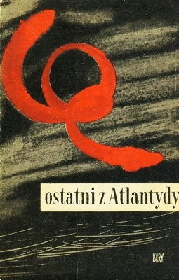 Okładka książki Ostatni z Atlantydy