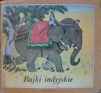 Okładka książki Bajki indyjskie
