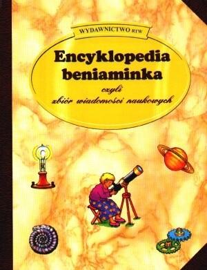Okładka książki Encyklopedia beniaminka, czyli zbiór wiadomości naukowych