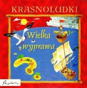 Okładka książki Krasnoludki - Wielka wyprawa