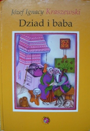 Okładka książki Dziad i baba