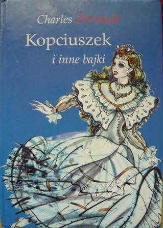 Okładka książki Kopciuszek i inne bajki