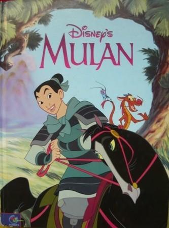 Okładka książki Mulan