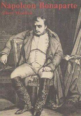 Okładka książki Napoleon Bonaparte