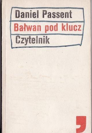 Okładka książki Bałwan pod klucz