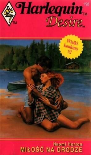 Okładka książki Miłość na drodze