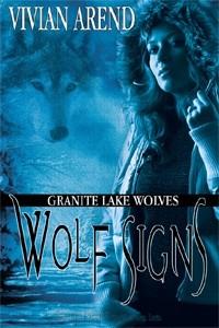 Okładka książki Wolf Signs