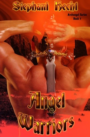 Okładka książki Angel Warriors