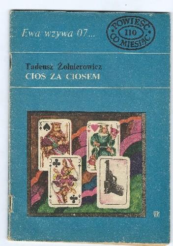 Okładka książki Cios za ciosem