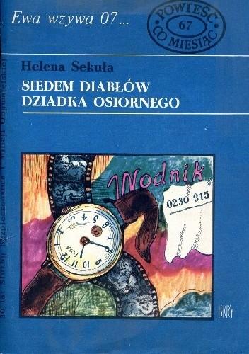 Okładka książki Siedem diabłów dziadka Osiornego