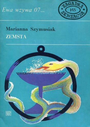 Okładka książki Zemsta