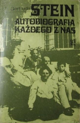 Okładka książki Autobiografia każdego z nas