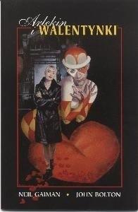 Okładka książki Arlekin i Walentynki
