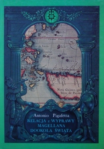 Okładka książki Relacja z wyprawy Magellana dookoła świata