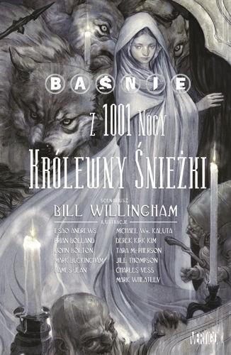 Okładka książki Baśnie: Z 1001 Nocy Królewny Śnieżki