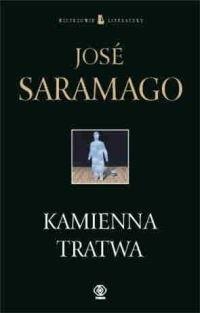 Okładka książki Kamienna tratwa
