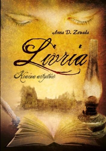 Okładka książki Livria. Kraina Artystów