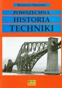 Okładka książki Powszechna historia techniki