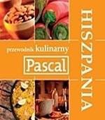 Okładka książki Przewodnik kulinarny Hiszpania