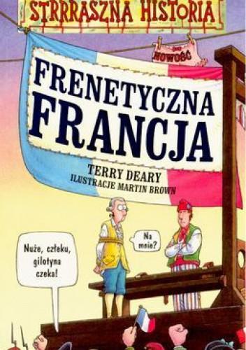 Okładka książki Frenetyczna Francja